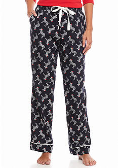 crown & ivy™ Zebra Easy Pant