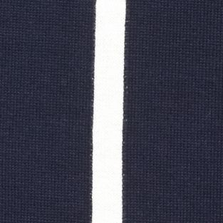 Women: Sweaters Sale: Novel Navy/Ivory crown & ivy™ Stripe Sweater
