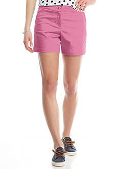 Crown & Ivy™ Solid 5-in. Short