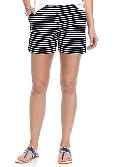 Crown & Ivy™ Stripe Short