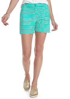 Crown & Ivy™ Stripe Short