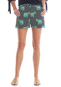 Crown & Ivy™ Printed Shorts