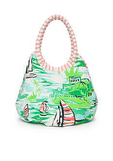 Crown & Ivy™ Scenic Print Tote