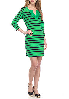 Crown & Ivy™ Stripe Knit Dress