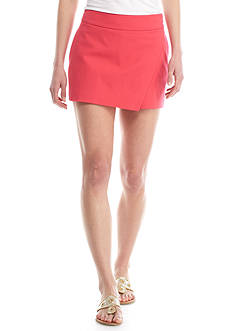Crown & Ivy™ Solid Skort