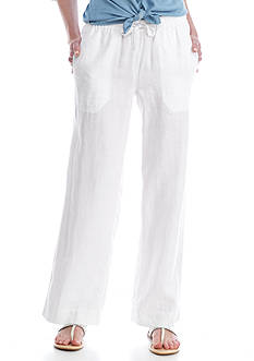 Crown & Ivy™ Easy Linen Pants