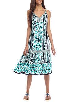 Crown & Ivy™ Halter Midi Dress