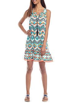 Crown & Ivy™ Sleeveless Swing Dress