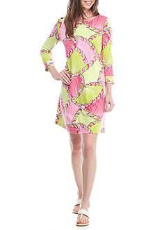 Crown & Ivy™ Print Knit Dress
