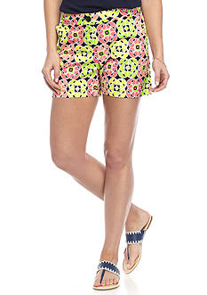Crown & Ivy™ Petite Print Short