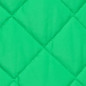 Plus Size Coats: Green crown & ivy™ Quilted Barn Jacket
