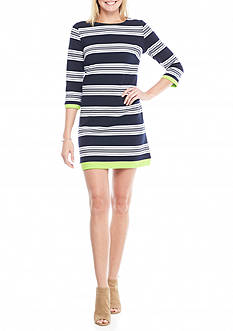 Crown & Ivy™ Striped Dress