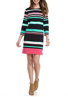 Crown & Ivy™ 3/4 Sleeve Dress