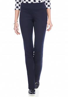 Crown & Ivy™ Pull On Bi-Stretch Pants