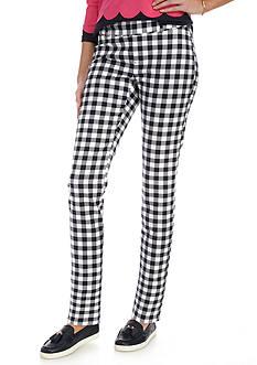 Crown & Ivy™ Gingham Pants