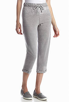 New Directions® Weekend Burnout Capri