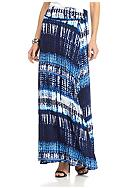 New Directions® Tribal Maxi Skirt