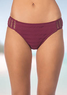 Kenneth Cole Tough Luxe Tab Swim Bottom