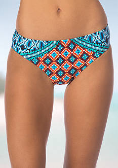 Kenneth Cole Tribe Vibe Hipster Swim Bottoms
