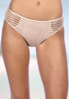 Kenneth Cole Wrapped In Love Hipster Swim Bottom