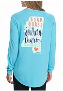 Red Camel® Raglan State Southern Charm
