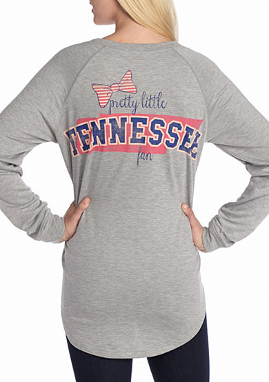Red Camel® Raglan Bow State Fan Tennessee