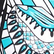 Urban Sea: Black Diamond Multi Urban Sea™ Flying Phoenix Wrap Bra