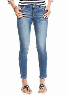 crown & ivy™ Petite Stretch Denim Jean