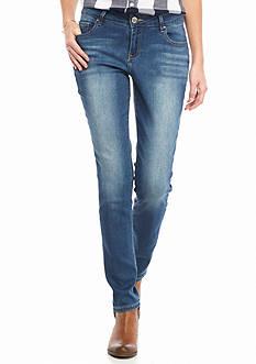 Crown & Ivy™ Petite Denim Jeans