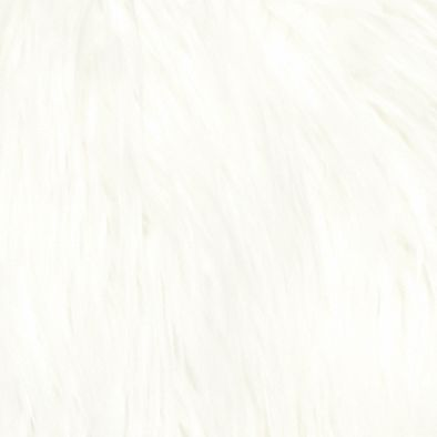 Rampage Shoes: White Rampage Shaggy Mid Length Faux Fur Vest