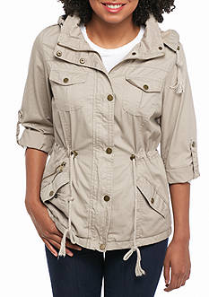 YMI Cotton Anorak Jacket