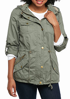 YMI Cotton Anorak Jacket