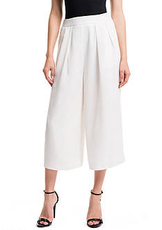 1.State Pleated Culottes