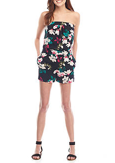 1. State Floral Romper