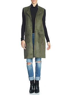 1. State Patch Pocket Long Vest