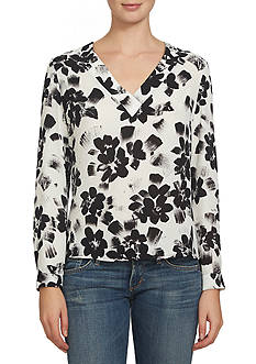 1. State Floral Print Blouse