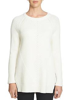 1. State Long Sleeve Multi Stitch Sweater