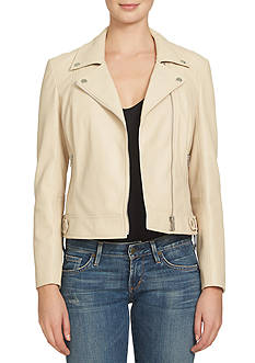 1. State Faux Leather Moto Jacket