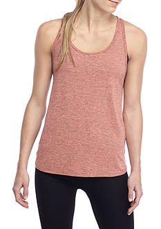 be inspired Scallop Back Space Dye Tank