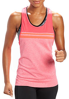 be inspired® Armhole Tank with Stripes