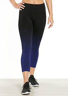be inspired Seamless Capris