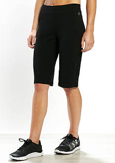 be inspired® Basic Knee Shorts