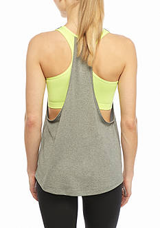 be inspired® Muscle Tank with Bra
