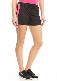 be inspired® Mesh Side Stripe Shorts