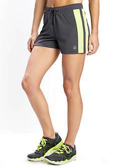 be inspired Mesh Side Stripe Shorts
