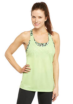 be inspired® Double Layer Tank with Bra