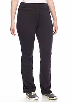 be inspired Plus Size Slim Fit Performance Pants