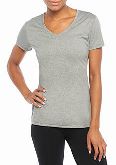 be inspired® V-Neck Heather Tee