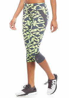 be inspired® Slim Fit Performance Capris