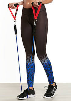 be inspired Performance Printed Leggings